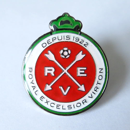 Royal Excelsior Virton pin значок Виртон