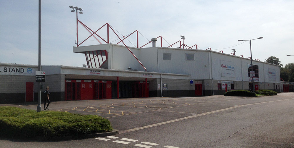 crawley stadium
