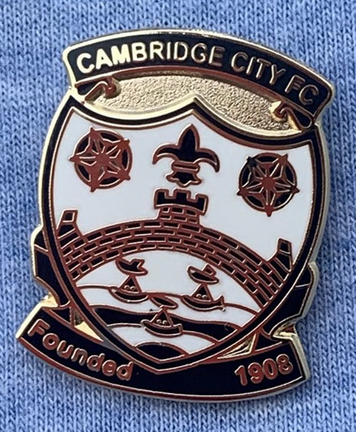 canbridge city значок Кембридж Сити