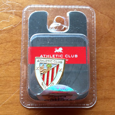 athletic bilbao pin