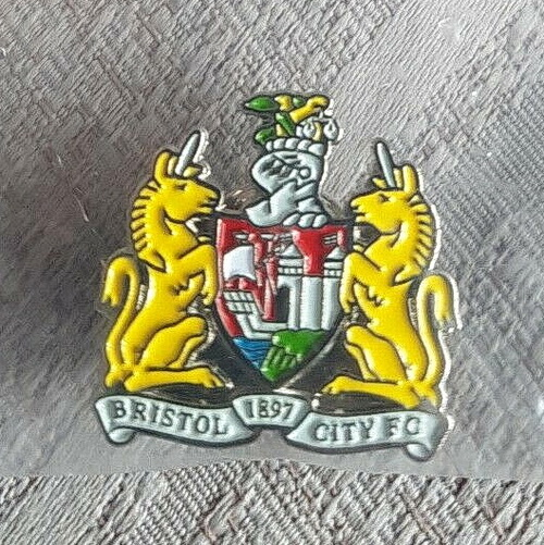 bristol city badge значок Бристоль Сити