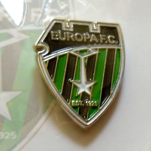 europa fc pin badge значок европа