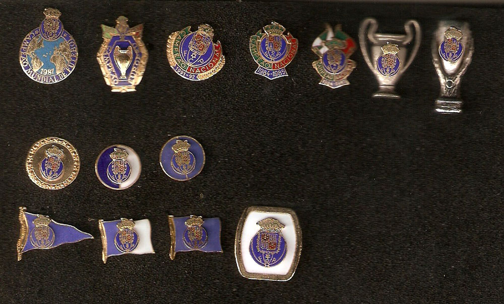 porto pins collection
