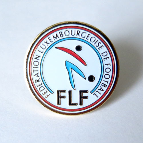 luxembourg FA pin значок